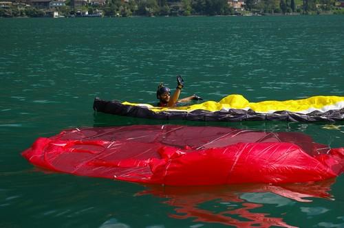 Paragliding Svycarsko