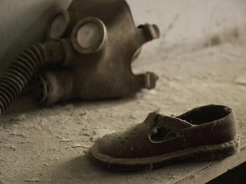 Nasledky jaderne havirie v Cernobylu