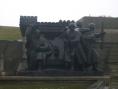 Památník hrdinům 2. světové války v Kijevě